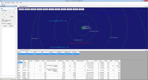 Pulsar4x Screenshot